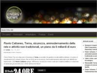 Cattaneo Flavio: Terna rilancia strategia investimenti (Sole24Ore)