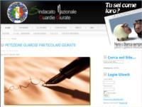 Assolto a Salerno Pellegrino, segretario provinciale del Sindacato Nazionale Guardie Giurate