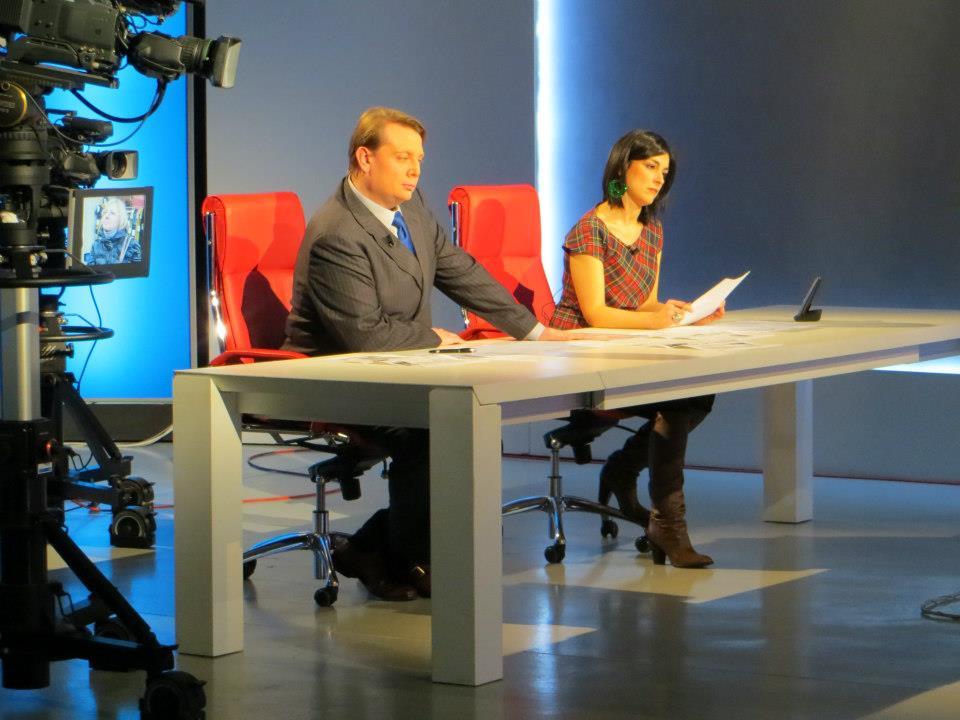 ECCEZIONALE PUNTATA DI BOX: NELLO STUDIO DI TELECOLOR UN DEPUTATO 5 STELLE