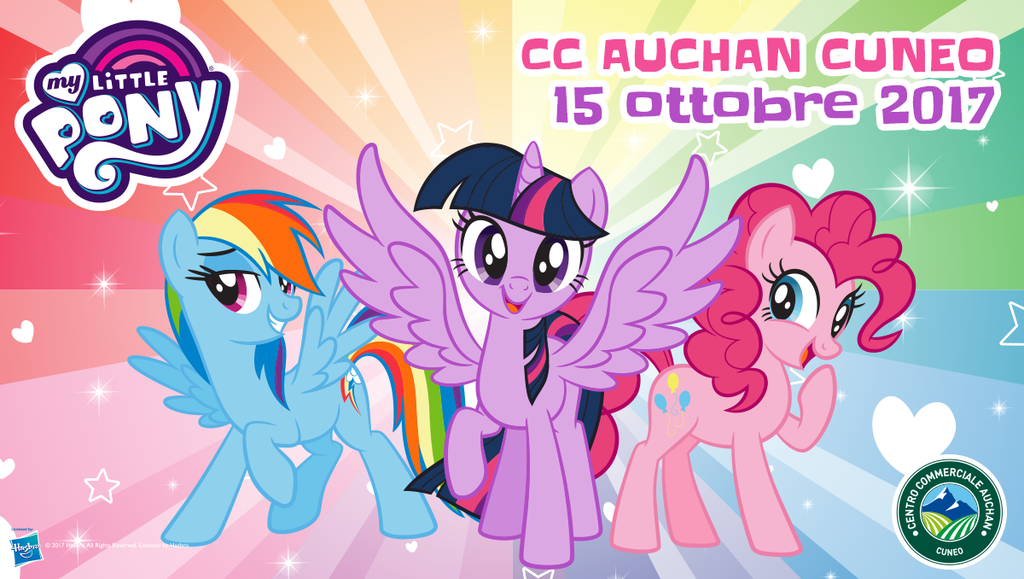 I My Little Pony volano a Cuneo!