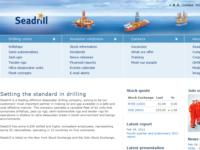 SDRL - Seadrill reports fourth quarter and preliminary 2011 results