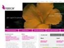 nascar lancia sul web il restyling del proprio sito corporate