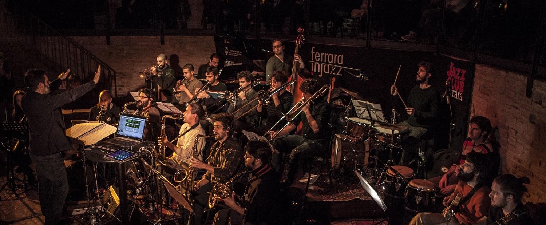 Venerdì 28 aprile Ferrara in Jazz al gran finale con la TOWER JAZZ COMPOSERS ORCHESTRA