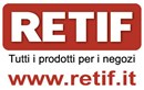 Arriva Retif.it, lo shop on-line per allestire il tuo negozio