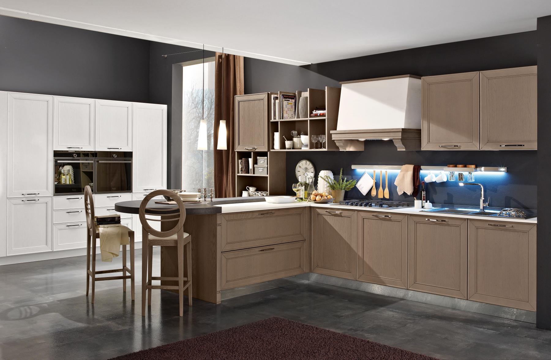 Nuovi spazi, nuove interpretazioni in cucina con Maxim di Stosa Cucine