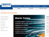 Wavin N.V. : Agenda for AGM and Annual Report 2011 available at www.wavin.com