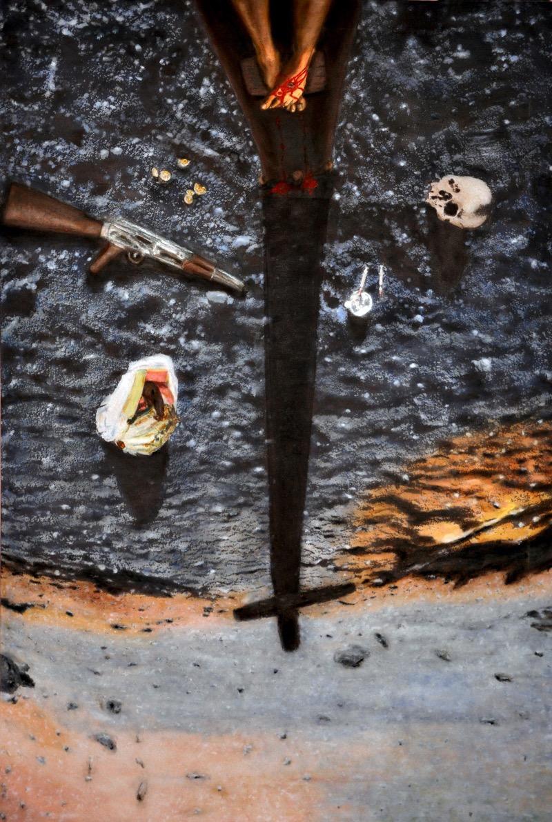 L'ombra della Croce di Marco Provenzale esposta al Giubileo 2016