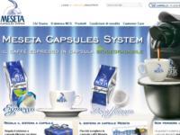 Meseta Capsules System: il caffè in capsula biodegradabile è disponibile via e-commerce