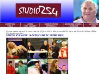 Studio 254 Show: la seduzione del burlesque
