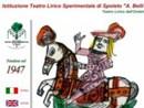 """Teatro Lirico Sperimentale di Spoleto """"A.Belli"""" - Presentazione della 64ª Stagione Lirica Sperimentale 2010 - Roma 24 giugno ore 11.00 presso la Sede Nazionale dell' AGIS"""