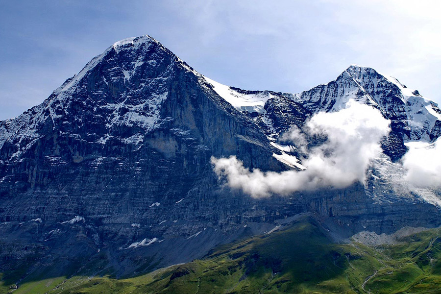 Viaggio Fotografico nell'Oberland bernese. Camminare e fotografare sotto l'Eiger, il Monch e lo Jungfrau