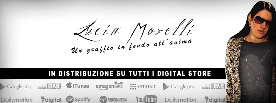 Lucia Morelli - Un Graffio In Fondo All'Anima