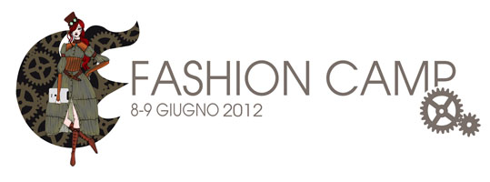 ARIA DI R-eVOLUTION AL FASHION CAMP 2012