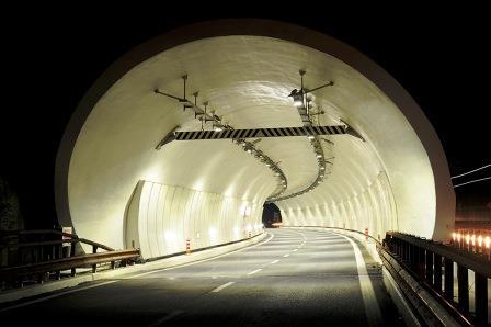 Autostrada A22 del Brennero a LED con Cree