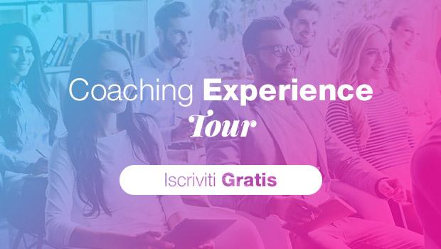 Corso di Coaching Gratis: Coaching Experience Tour