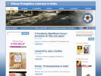 La Chiesa Evangelica Luterana Italiana celebra a Firenze il 60° anniversario dalla costituzione