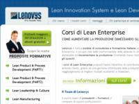 E' on line il nuovo portale dedicato alla Lean Production