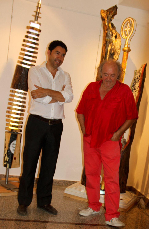 """MAG - Milano Art Gallery: Gaetano B, vincitore di """"Spoleto Arte"""", espone le sue opere"""