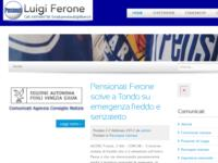 FERONE (PARTITO PENSIONATI) SCRIVE A TONDO SU EMERGENZA FREDDO E SENZATETTO.