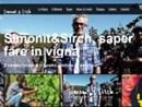 10 sedi per la SCUOLA ITALIANA DI POTATURA DELLA VITE