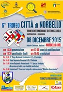 L'otto dicembre le edizioni del Trofeo Città di Norbello diventano sei