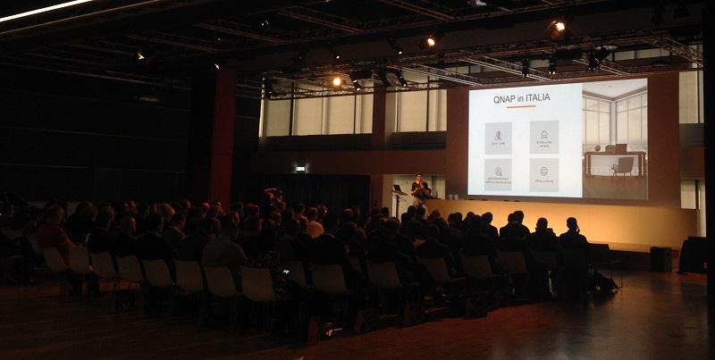 QNAP Partner Conference 2016: roadmap e strategie per il mercato italiano