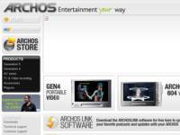 Archos porta i video flash sui lettori multimediali portatili