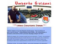 Guidoni (PDCI) referendum sul Trattato di Lisbona