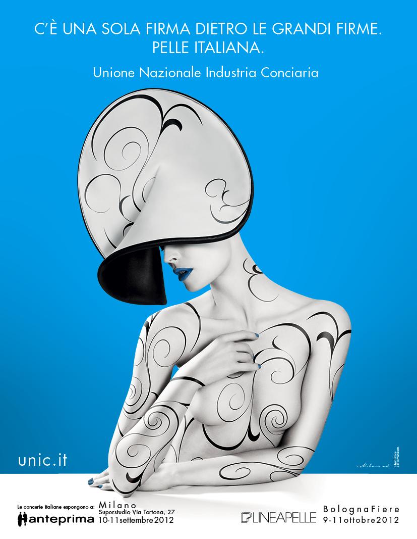Milano Ad firma la campagna UNIC primavera-estate 2012
