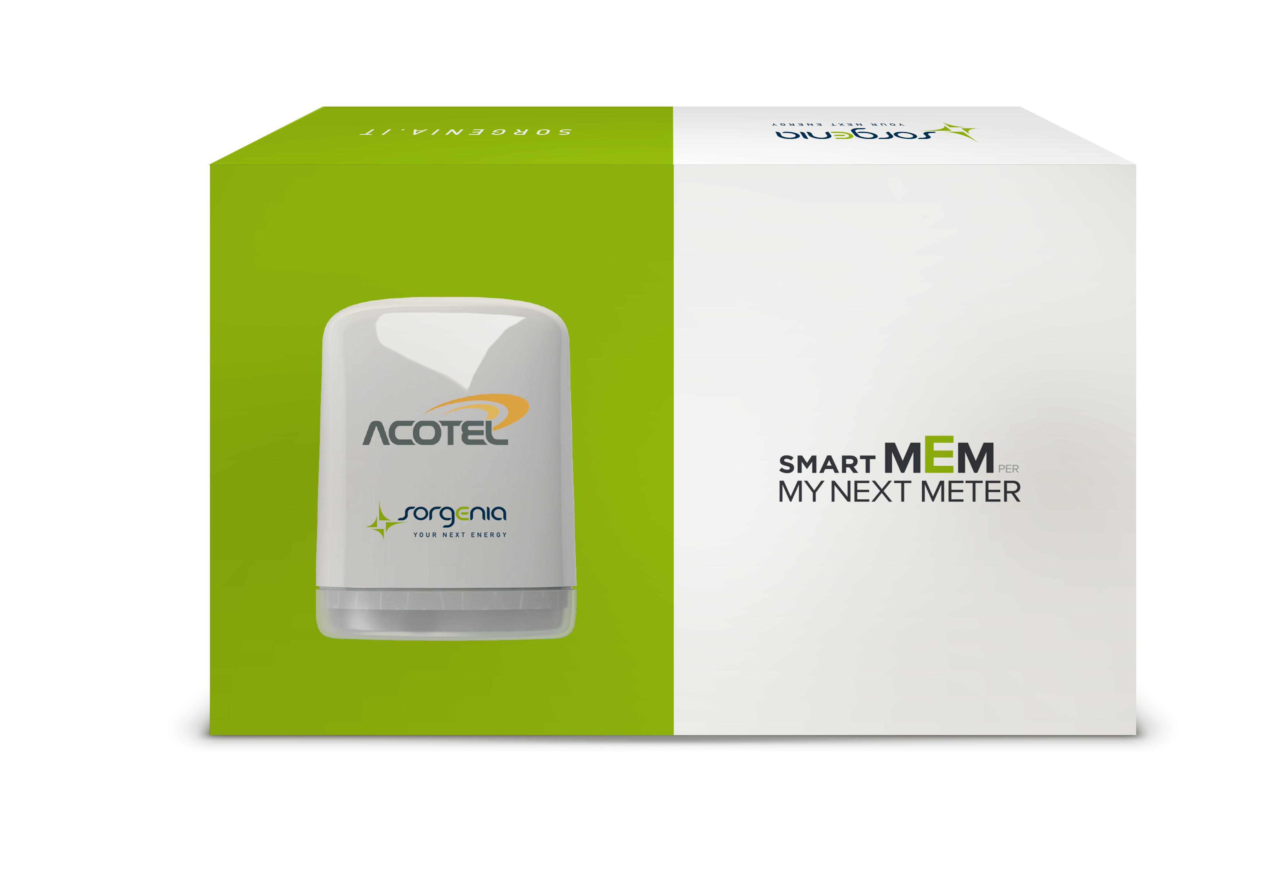 Sorgenia e Acotel Net presentano My Next Meter
