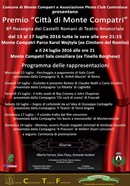 8a Rassegna dei Castelli Romani di Teatro Amatoriale