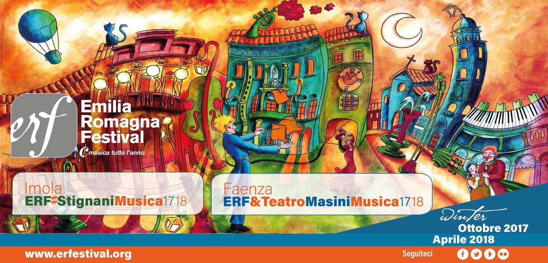 Teatro Angelo Masini - FAENZA: Emilia Romagna Festival & TeatroMasiniMusica 2017/18. VI edizione