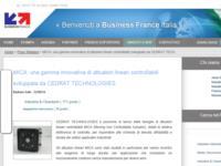 http://www.youbuyfrance.com/it/Posts-13316-mica-una-gamma-innovativa-di-attuatori-lineari-controllabili-sviluppata-da-cedrat-technologies