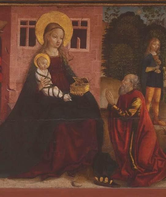 TESORI GOTICI DALLA SLOVACCHIA. L'arte del Tardo Medioevo in Slovacchia. Roma, Palazzo del Quirinale