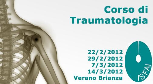 Corso ECM di traumatologia per infermieri