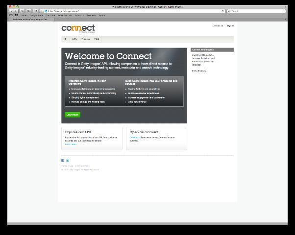 Getty Images annuncia un'innovativa piattaforma API per la distribuzione dei contenuti