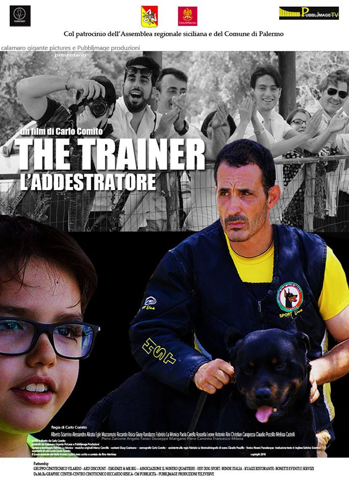 """The Trainer L'addestratore"""
