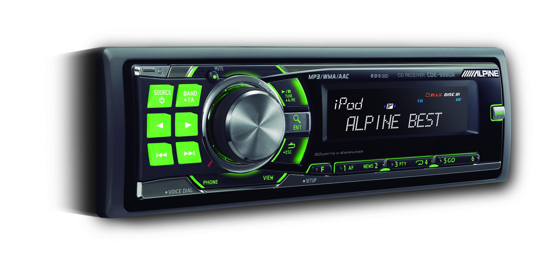 alpine cde 9882ri e cde 9880r sorgenti per ascoltare. Black Bedroom Furniture Sets. Home Design Ideas