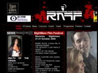 RAVENNA NIGHTMARE FILM FEST 2009: il programma di venerdì 30 ottobre