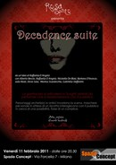 """DECADENCE SUITE"" - Performance teatrale"