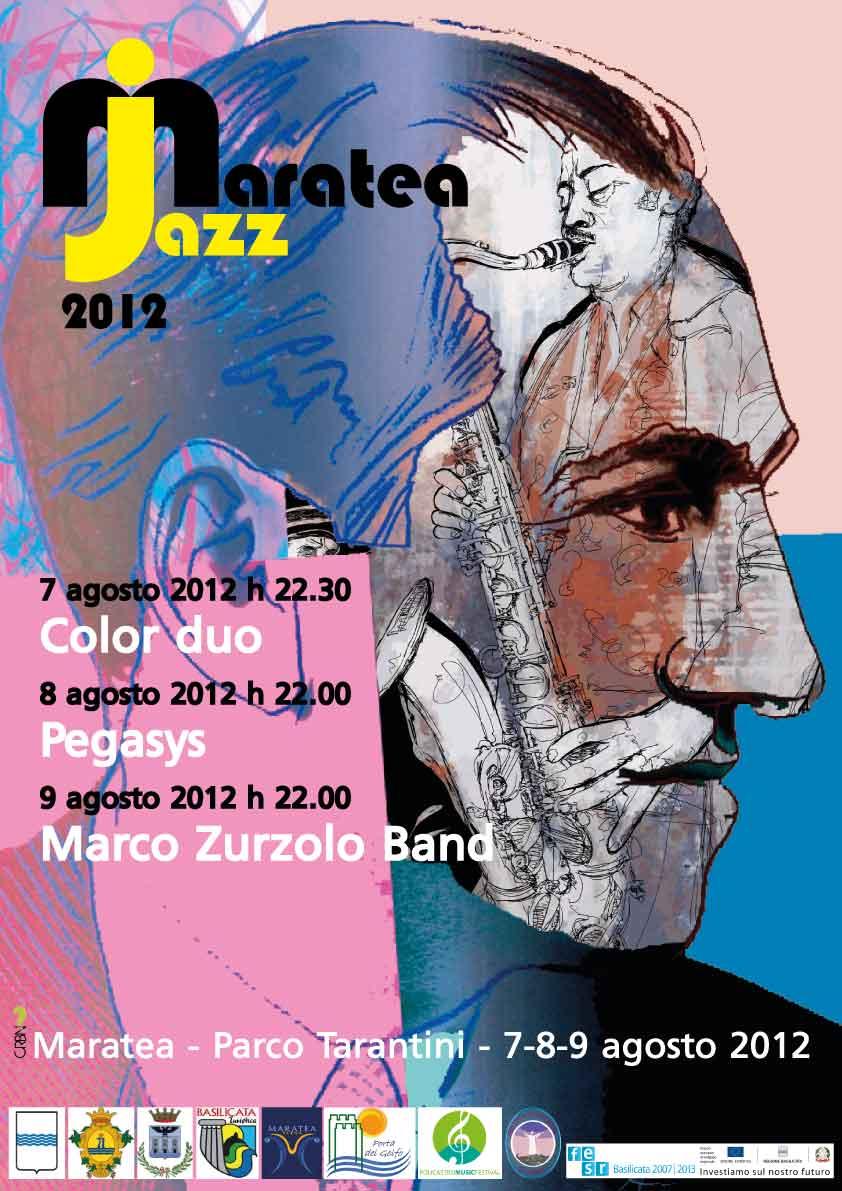 Grande jazz a Villa Tarantini - Maratea