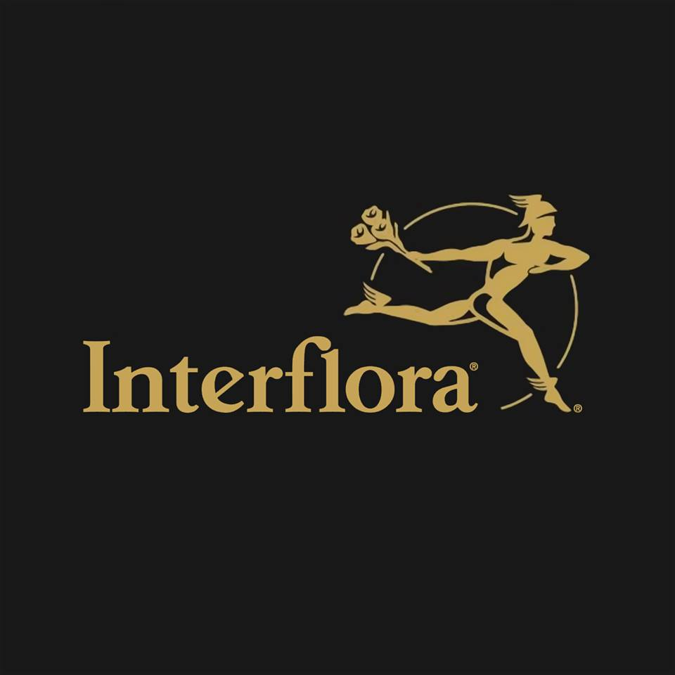 nuovo logo per interflora italia. Black Bedroom Furniture Sets. Home Design Ideas