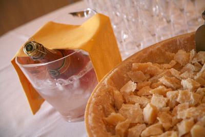 Online la cucina tipica emiliana nel nuovo sito del Ristorante Pommeri di Grotta (Parma)