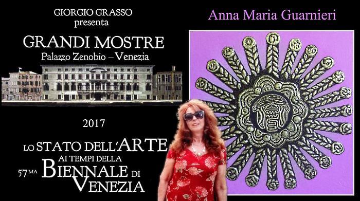 A Venezia è viva l'arte archeologica di Anna Maria Guarnieri per la 57a edizione della Biennale