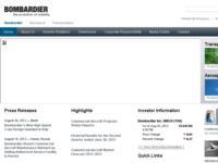 Bombardier Transportation : Presentato in Italia il nuovo design ad alta velocità firmato Bombardier
