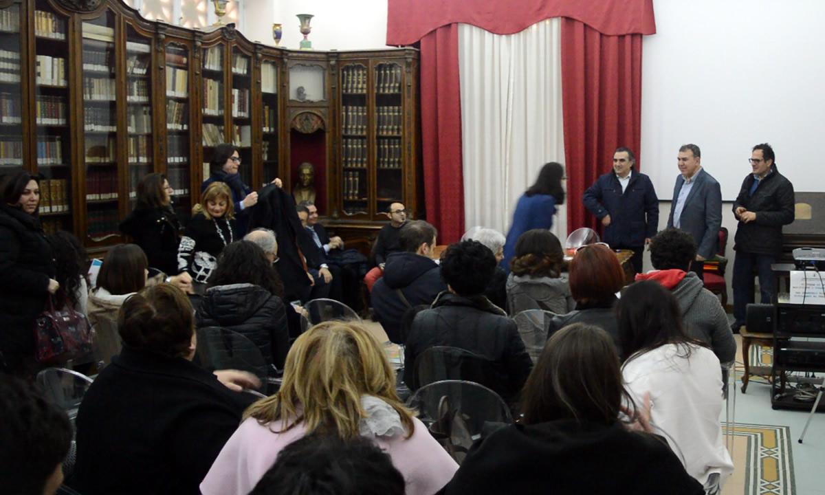 Reggio Calabria - Consegnati gli attestati del Corso di Editoria Digitale di Calabria Formazione