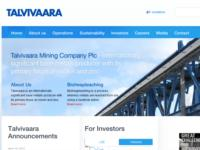 Talvivaara Mining Company Plc - Production Update