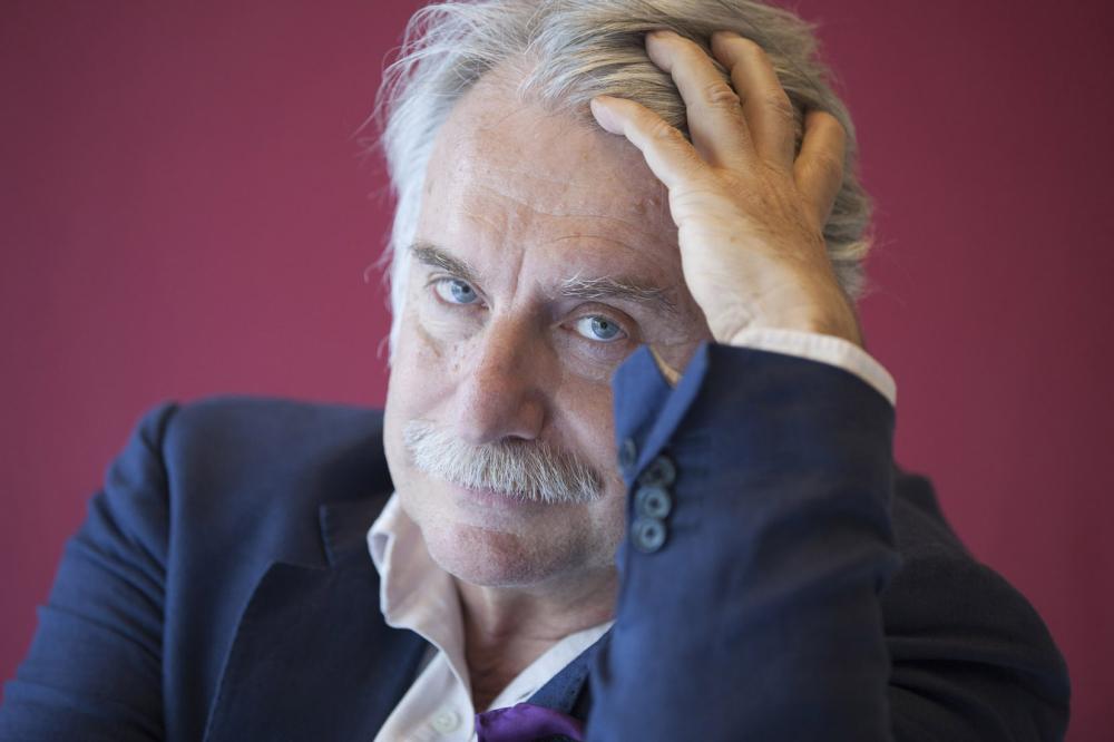 """Paolo Crepet a LE VIE DEL GIORNALISMO con il suo libro """"Baciami senza rete"""""""