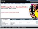 Storage IBM: una nuova linea di prodotti per il mercato delle piccole e medie imprese e ancora innovazioni in altri sistemi