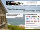 L'offerta della TV digitale francese satellitare TNTSAT ha raggiunto 750.000 case